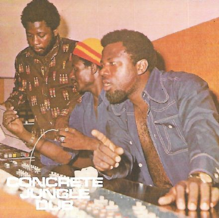 King Tubby & Riley All Stars - Concrete Jungle Dub (Dub Store) CD